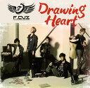 【メール便送料無料】F.CUZ / Drawing Heart CD 初回出荷限定盤