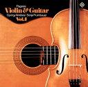 其它 - 【メール便送料無料】パガニーニ:ヴァイオリンとギターの音楽第1集 テレベジ(VN) プルンバウアー(G)[CD]