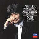 其它 - 【メール便送料無料】マーラー:交響曲第1番「巨人」 小澤征爾 / BSO[CD]
