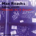 Other - 【メール便送料無料】マックス・ローチ&アビー・リンカーン / サウンズ・アズ・ア・ローチ[CD]