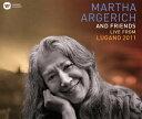 Chamber Music - ルガーノ・フェスティヴァル・ライヴ2011 アルゲリッチ(P) 他[CD][3枚組]