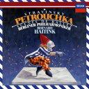Orchestral Music - 【メール便送料無料】ストラヴィンスキー:バレエ音楽「ペトルーシュカ」 / バレエ音楽名場面集 ハイティンク / BPO[CD]