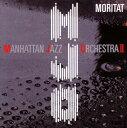 【メール便送料無料】マンハッタン ジャズ オーケストラ / モリタート CD