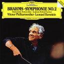 Symphony - 【メール便送料無料】ブラームス:交響曲第2番 / 大学祝典序曲 バーンスタイン / VPO[CD][初回出荷限定盤]