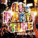 【国内盤CD】DJ嵐 / It's PARTY TIME Mixed by DJ嵐