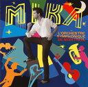 【メール便送料無料】MIKA / MIKAとモントリオール交響楽団[CD]