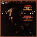 管弦乐 - 【メール便送料無料】 バルトーク:管弦楽のための協奏曲 カラヤン / BPO[CD]【K2016/3/23発売】