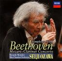 Symphony - 【メール便送料無料】ベートーヴェン:交響曲第5番「運命」 小澤征爾 / 水戸co.[CD]【J2016/8/3発売】