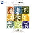 其它 - 【メール便送料無料】ベートーヴェン:交響曲第1番・第5番「運命」 ケンペ / ミュンヘンpo. 他[CD]【K2016/9/21発売】