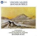 交響曲 - 【メール便送料無料】ヴォーン・ウィリアムズ:南極交響曲(交響曲第7番) ボールト / LPO[CD]【K2016/10/19発売】