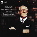 Symphony - 【メール便送料無料】ブラームス:交響曲第3番 / 悲劇的序曲 ヨッフム / LPO[CD] 【K2016/11/23発売】