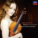 Classic - 【メール便送料無料】J.S.バッハ:ヴァイオリン協奏集 フィッシャー(VN,COND) / ASMF 他[CD]【K2017/4/26発売】