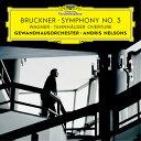 古典 - 【メール便送料無料】ブルックナー:交響曲第3番 ネルソンス / LGO[CD]【K2017/5/31発売】
