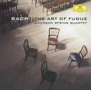 Chamber Music - 【メール便送料無料】J.S.バッハ:フーガの技法 エマーソンSQ[CD]【K2018/1/24発売】
