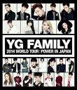 Rakuten - 【送料無料】YG FAMILY WORLD TOUR2014-POWER-in Japan〈2枚組〉(ブルーレイ)[2枚組]
