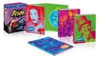 バットマンコンプリートTVシリーズブルーレイBOX(ブルーレイ)[13枚組][初回出荷限定]【B2015/12/2発売】