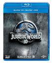 【送料無料】ジュラシック・ワールド3D ブルーレイ&DVDセット(ブルーレイ)[4枚組]