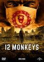 【送料無料】 12モンキーズ DVD-BOX[DVD][4枚組]【D2016/3/24発売】