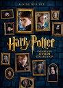 【送料無料】ハリー・ポッター 8-Film DVDセット[DVD][8枚組]【D2016/11/2発売】