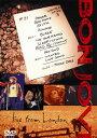 【メール便送料無料】ボン・ジョヴィ / ライヴ・フロム・ロンドン〜ウェンブリー・スタジアム1995〜〈2017年6月9日までの期間限定出荷〉[DVD][期間限定出荷]【DM2017/3/8発売】