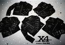 【送料無料】X4 / LIVE TOUR 2017-Xross Mate-(ブルーレイ)【BM2017/11/15発売】
