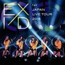 【メール便送料無料】EXID / 1st JAPAN LIVE TOUR 2018[DVD]【DM2018/12/19発売】