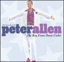 【Aポイント付】ピーター・アレン Peter Allen / Boy From Down Under: The Very Best Of (CD)