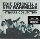搖滾樂 - 【メール便送料無料】Edie Brickell & New Bohemians / Ultimate Collection (輸入盤CD)(エディ・ブリッケル)