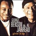 【メール便送料無料】George Benson & Al Jarreau / Givin It Up (輸入盤CD) (ジョージ・ベンソン/アル・ジャロウ)