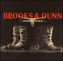 Other - 【メール便送料無料】Brooks & Dunn / Cowboy Town (輸入盤CD) (ブルックス&ダン)