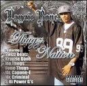其它 - 【メール便送料無料】Layzie Bone / Thugz Nation (輸入盤CD) (レイジー・ボーン)