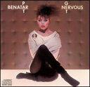 【Aポイント+メール便送料無料】パット・ベネター Pat Benatar / Get Nervous (輸入盤CD)