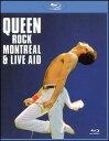 【輸入盤ブルーレイ】【ネコポス送料無料】Queen / Queen Rock Montreal and Live Aid【2007/12/4】(クイーン)