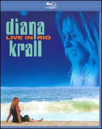 【輸入盤ブルーレイ】【ネコポス送料無料】Diana Krall / Live In Rio【2009/5/26】(ダイアナ・クラール)