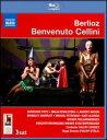 乐天商城 - 【送料無料】BERLIOZ/GERGIEV/VPO/STOLZL/ALDRICH / BENVENUTO CELLINI【2011/4/26】(輸入盤ブルーレイ)