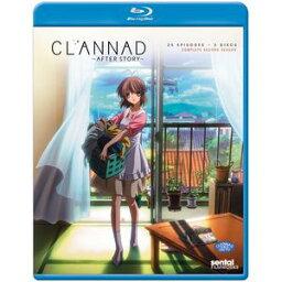 【送料無料】CLANNAD: AFTER STORY COMPLETE COLLECTION (3枚組)(アニメ輸入盤ブルーレイ)(クラナド・アフターストーリー)