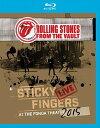 【輸入盤ブルーレイ】ROLLING STONES / FTV: STICKY FINGERS LIVE AT FONDA THEATRE【BM2017/9/29発売】