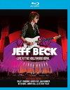 【メール便送料無料】JEFF BECK / LIVE AT THE HOLLYWOOD BOWL (