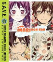 INARI KON KON: THE COMPLETE SERIES - SAVE (4PC) (アニメ輸入盤ブルーレイ)【B2017/3/28発売】