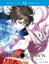 【送料無料】GUILTY CROWN: THE COMPLETE SERIES (8PC) (W/DVD) (アニメ輸入盤ブルーレイ)【B2016/7/5発売】【★】