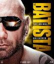 【送料無料】WWE: Batista - The Animal Unleashed(輸入盤ブルーレイ)