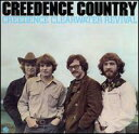 Other - 【メール便送料無料】Creedence Clearwater Revival / Creedence Country (輸入盤CD) (クリーデンス・クリアウォーター・リヴァイヴァル)