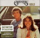 【メール便送料無料】Carpenters / Gold (輸入盤CD)(カーペンターズ)
