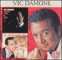 【輸入盤CD】Vic Damone / Closer Than A Kiss/This Game Of Love (ヴィック ダモン)