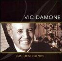 【輸入盤CD】Vic Damone / Golden Legends (ヴィック ダモン)