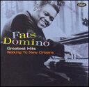 R & B, Disco Music - 【メール便送料無料】Fats Domino / Greatest Hits: New Orleans (輸入盤CD) (ファッツ・ドミノ)