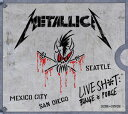 【メール便送料無料】【1】METALLICA / LIVE SHIT: BINGE & PURGE (輸入盤DVD) (メタリカ)