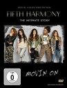 【メール便送料無料】FIFTH HARMONY / MOVIN' ON - DOCUMENTARY (輸入盤DVD) (フィフス・ハーモニー)