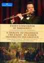 【メール便送料無料】【1】FREDERICK II OF PRUSSIA/PAHUD/PINNOCK / FLUTE CONCERTOS AT SANSSOUCI (輸入盤DVD)