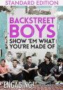 【メール便送料無料】BACKSTREET BOYS / SHOW 039 EM WHAT YOU 039 RE MADE OF (輸入盤DVD)(2016/8/26)(バックストリート ボーイズ)